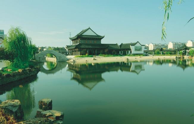 池州梅龙镇风景
